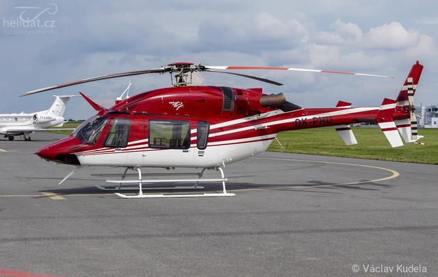Foto vrtulníku OK-PHU - Bell 427