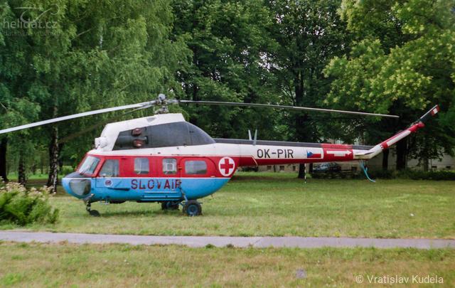 Foto vrtulníku OK-PIR - Mil Mi-2R Hoplite