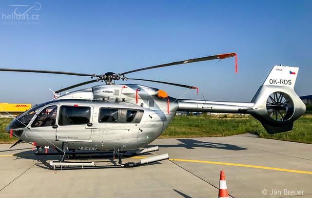Foto vrtulníku OK-RDS - Airbus Helicopters H145