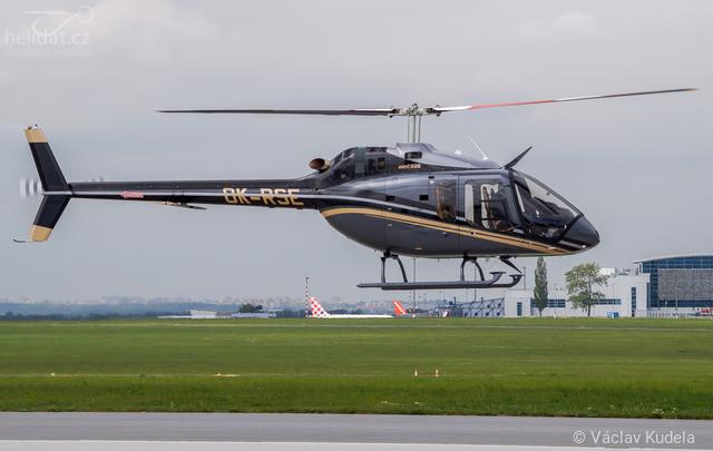 Foto vrtulníku OK-RSE - Bell 505 Jet Ranger X