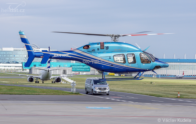 Foto vrtulníku OK-TEL - Bell 429 GlobalRanger