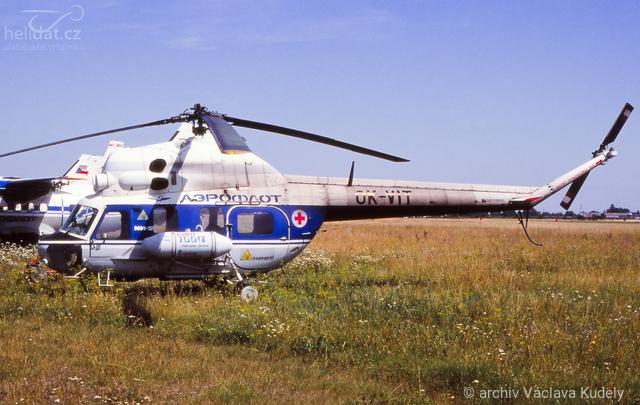 Foto vrtulníku OK-VIT - Mil Mi-2P Hoplite