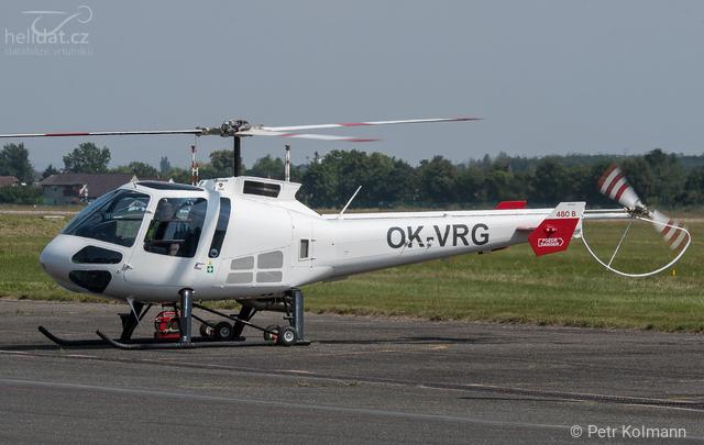 Foto vrtulníku OK-VRG - Enstrom 480B-G