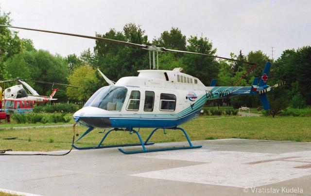 Foto vrtulníku OK-WIO - Bell 206L3 LongRanger III