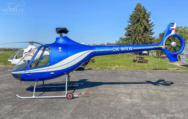 Foto vrtulníku OK-WRW - Guimbal Cabri G2