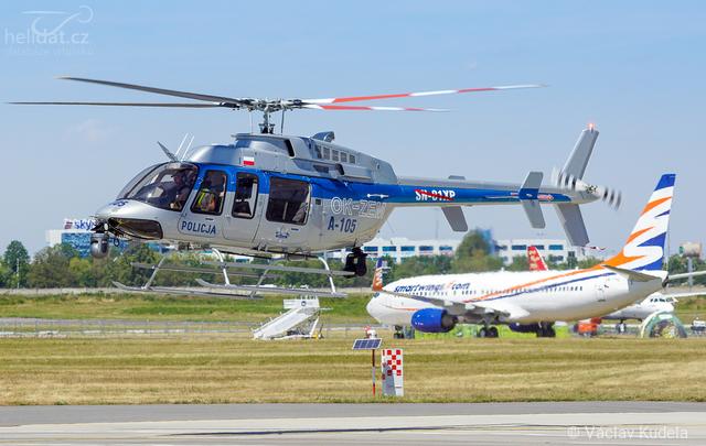 Foto vrtulníku OK-ZEM - Bell 407 GXi