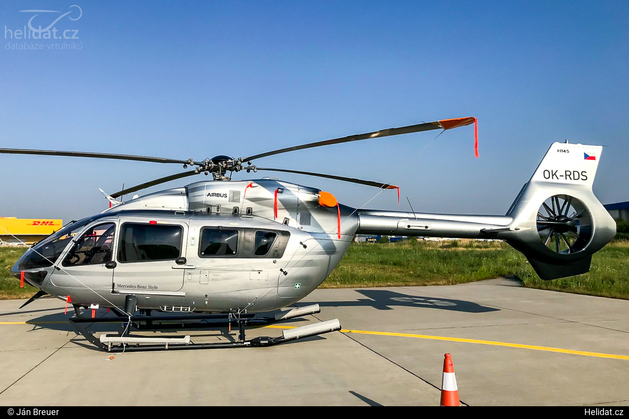 Foto vrtulníku - OK-RDS - Airbus Helicopters H145